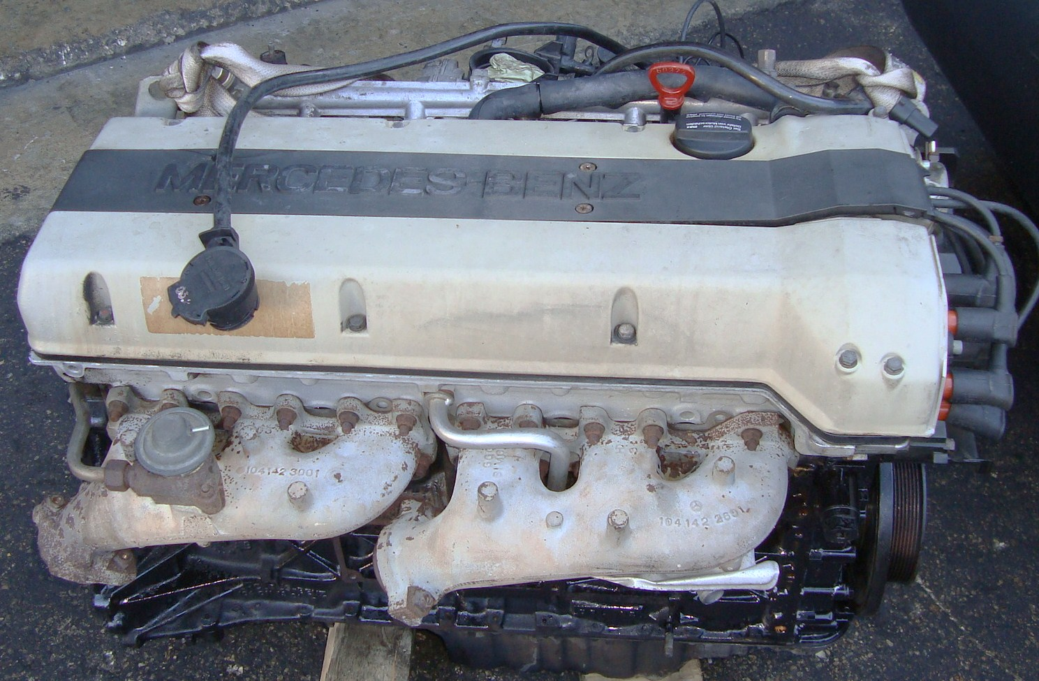 Mercedes Benz Used Parts