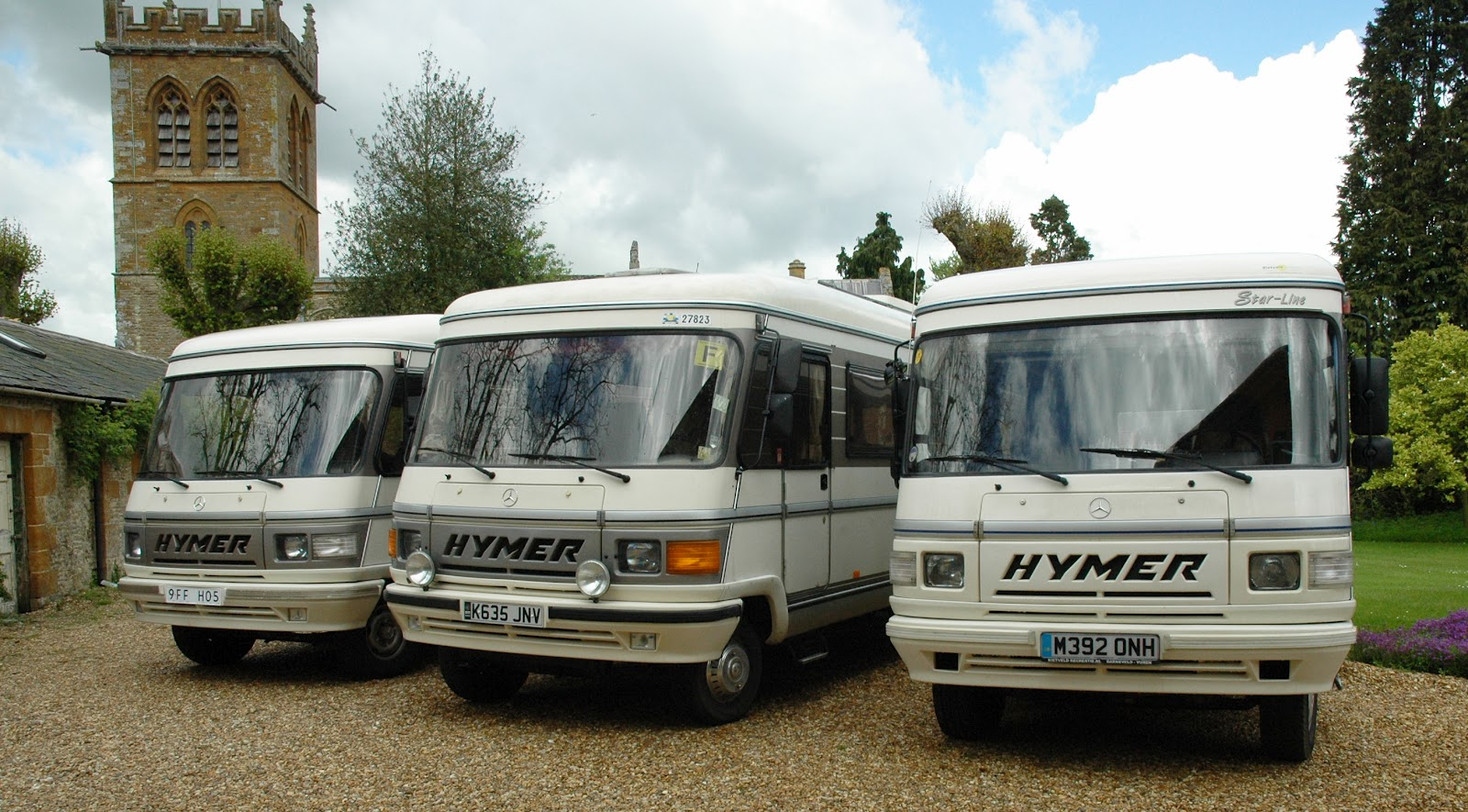 Original Motorhome Hire Campervan Rental In Northamptonshire Lincolnshire And