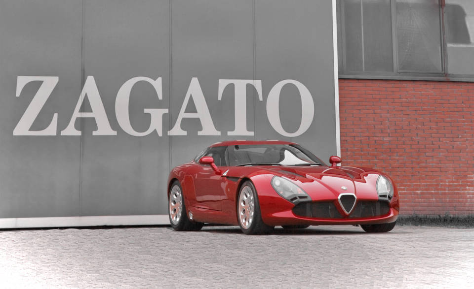 Alfa romeo tz3 stradale zagato top speed 9