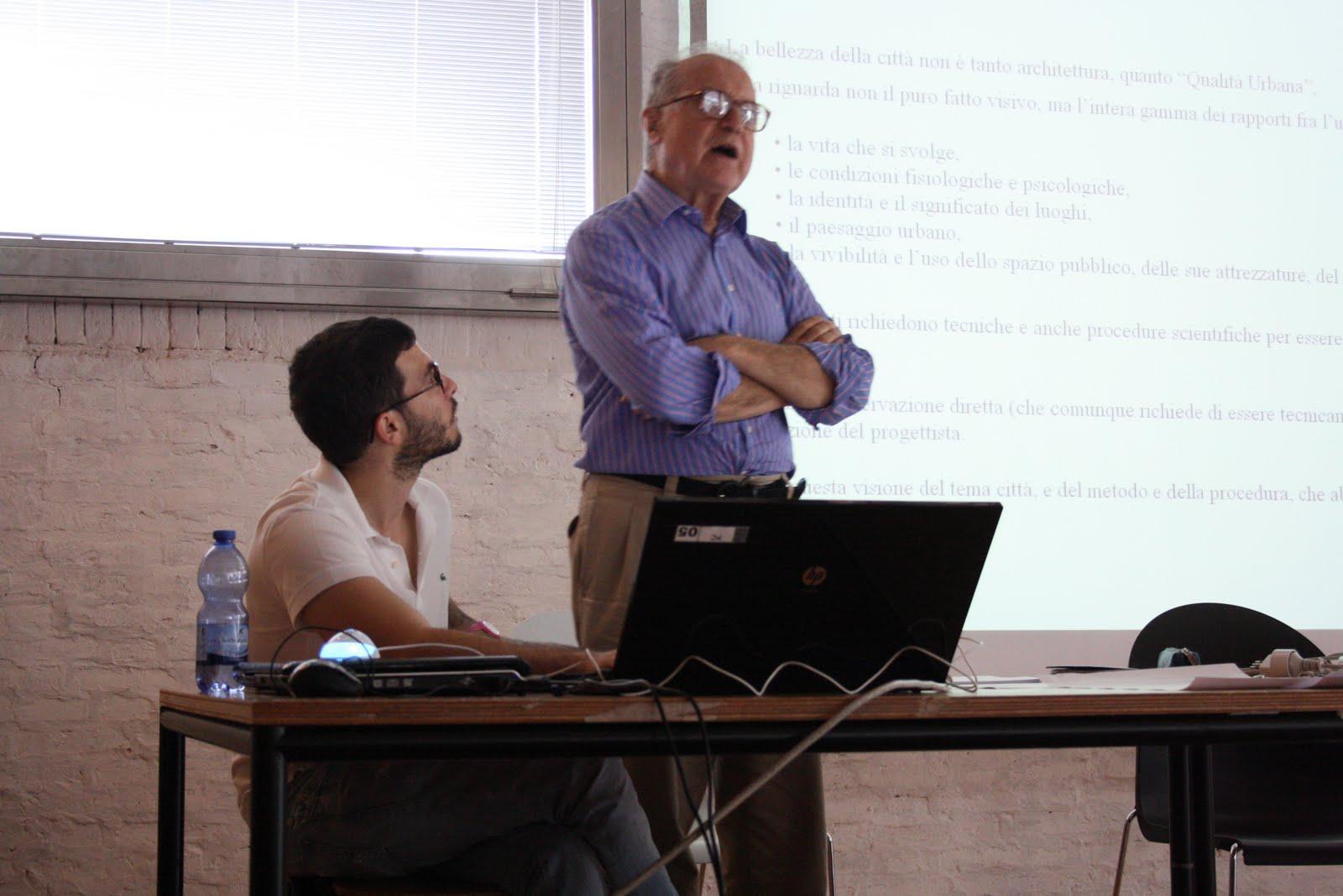 Touch fair architecture visiting for Politecnico milano iscrizione
