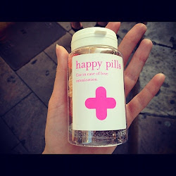 Él es la medicina que me devuelve la felicidad.