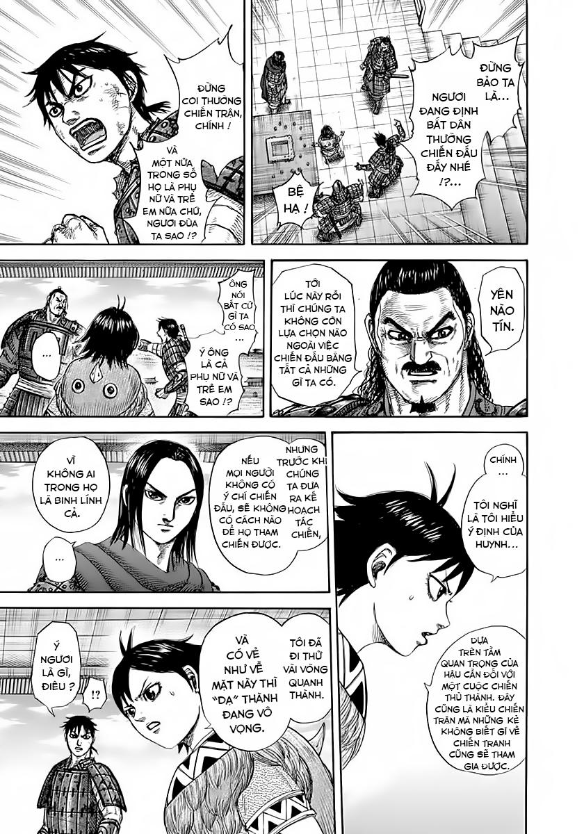 Kingdom - Vương Giả Thiên Hạ Chapter 329 page 16 - IZTruyenTranh.com