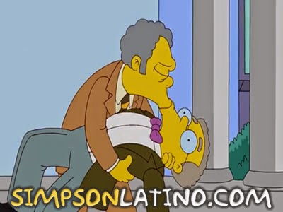 Los Simpson 22x11