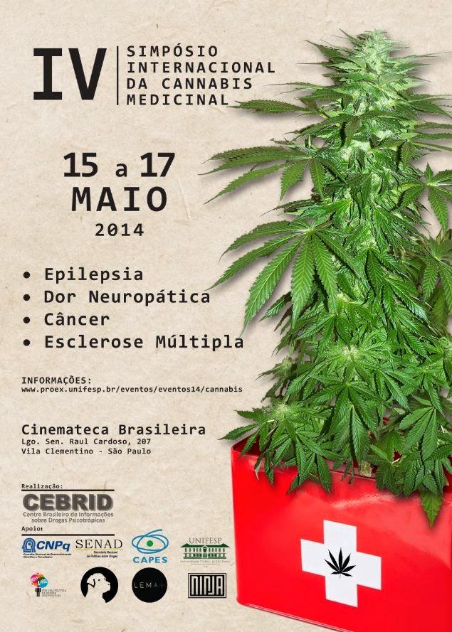 IV Simpósio Internacional de Cannabis Medicinal