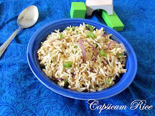 South Indian Rice Recipes