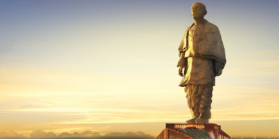 """The Statue of Unity, which is being erected in honour of India's iron man Sardar Vallabhai patel, is being made in China.  Seven hundred workers of Jiangxi Tongqing Metal Handicrafts Company, which runs the """"world's biggest foundry"""", at Nanchang province are racing against the time to finish it in two-and-a-half years, reports The Outlook."""