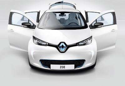 2013 Renault ZOE