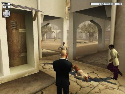full pc game download Hitman 2 Silent assassin