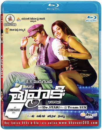 Thuppakki (2012) Hindi Dubbed Full Movie