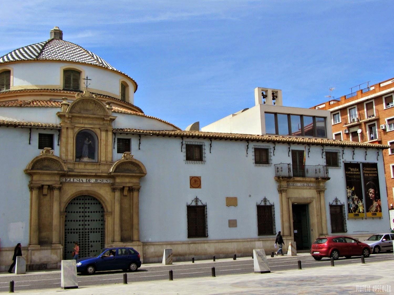 Iglesia privativa de Jesús y Museo Salzillo