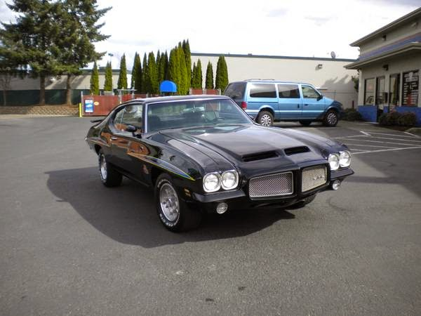 1971 pontiac gto for sale buy american muscle car for American muscle cars for sale