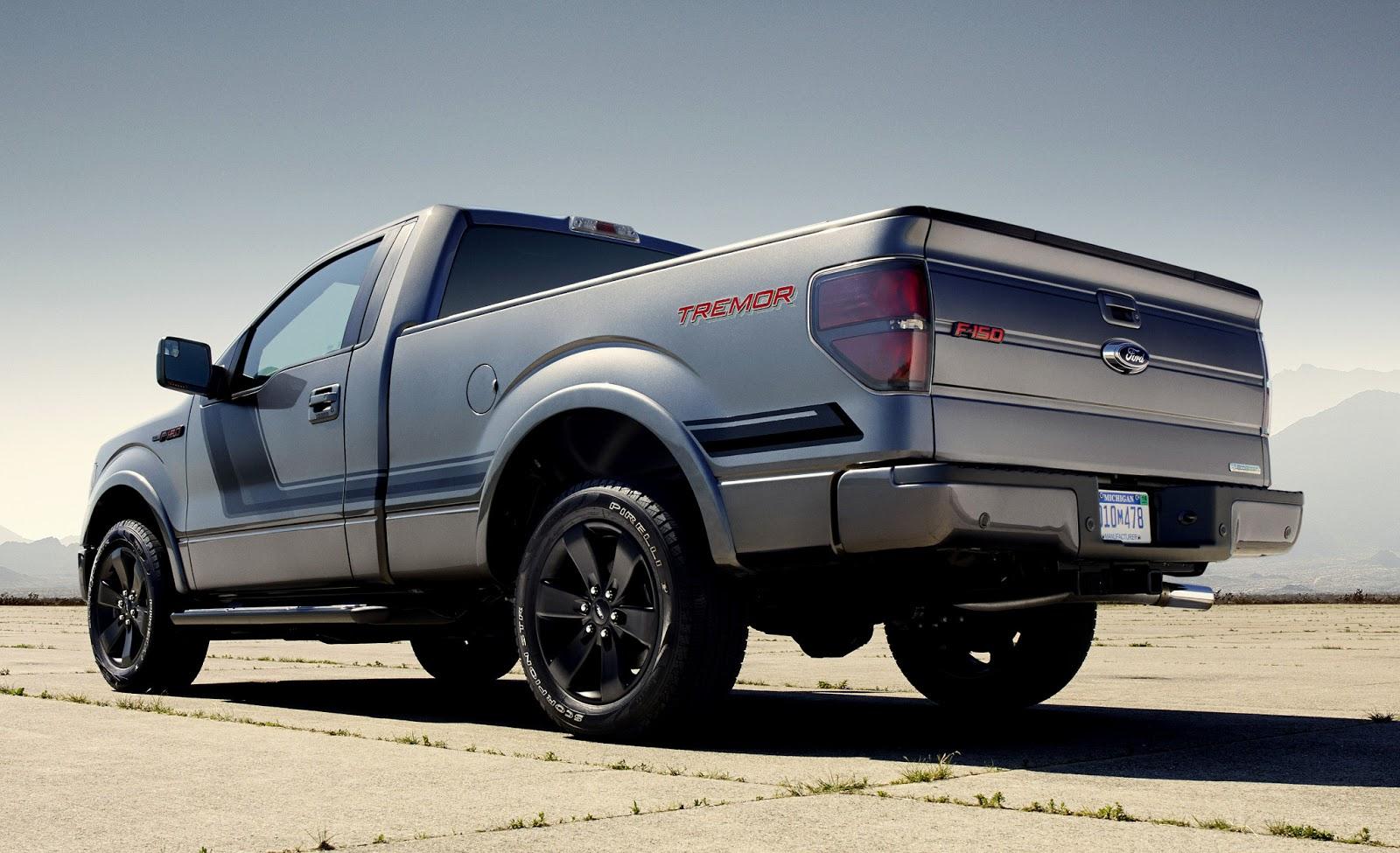 2014 ford f150 tremor the ecoboost sport truck. Black Bedroom Furniture Sets. Home Design Ideas