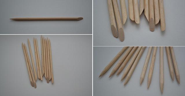 Апельсиновые палочки для маникюра. Как использовать