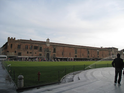 The-Camposanto-The-Leaning-Tower-of-Pisa-Italy