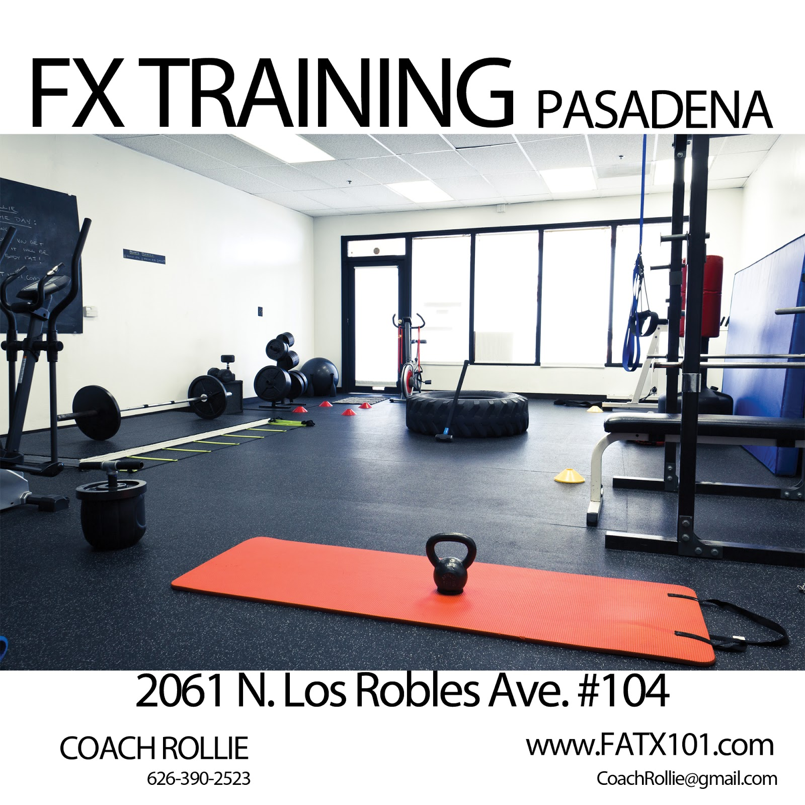 best fitness studio Pasadena