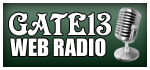 Gate 13  Web Radio