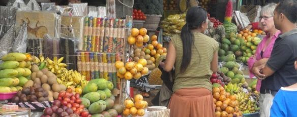 Candi Kuning Fruit Market - Candi Kuning, Village. Market, Bedugul, Fruits, Vegetables, Tabanan, Bali