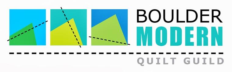 Boulder Modern Quilt Guild