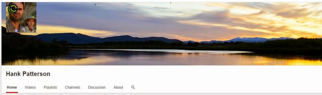 Online fly fishing video statistics for Hank patterson fly fishing