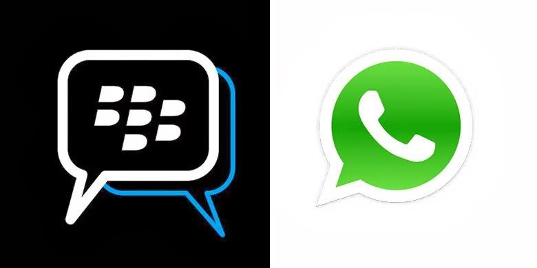 whatsapp Vs BlackBerry Messenger, which is better