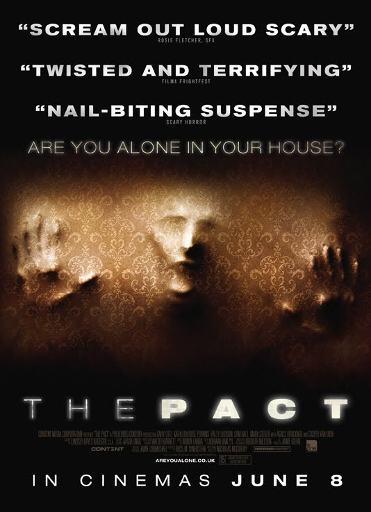 capa The Pact   O Pacto
