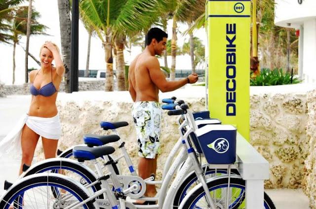 DecoBike Bicicleta Miami