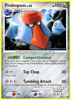 Probopass Pokemon Card Arceus Set