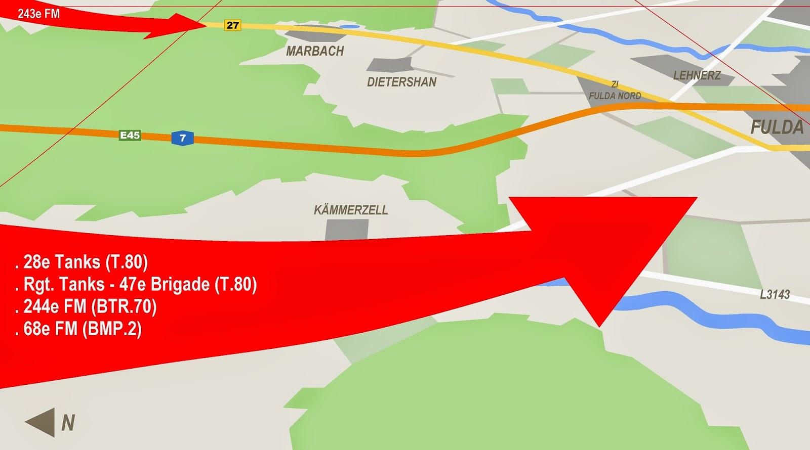 Fulda 1984 Plan%2Brusse