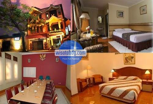 Alamat dan kontak Hotel Murah di Pusat Kota Bandung