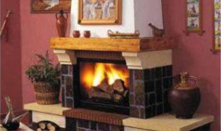 Fotos de chimeneas como hacer una chimenea - Instalar chimenea en casa ...
