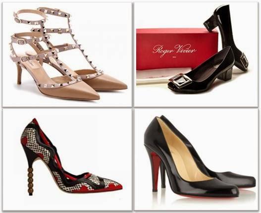 Zapatos Mujer Vivier Valentino Blannik Louboutin