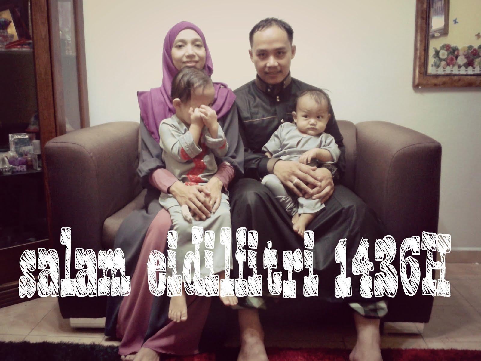 MRFECKRY'S FAMILY