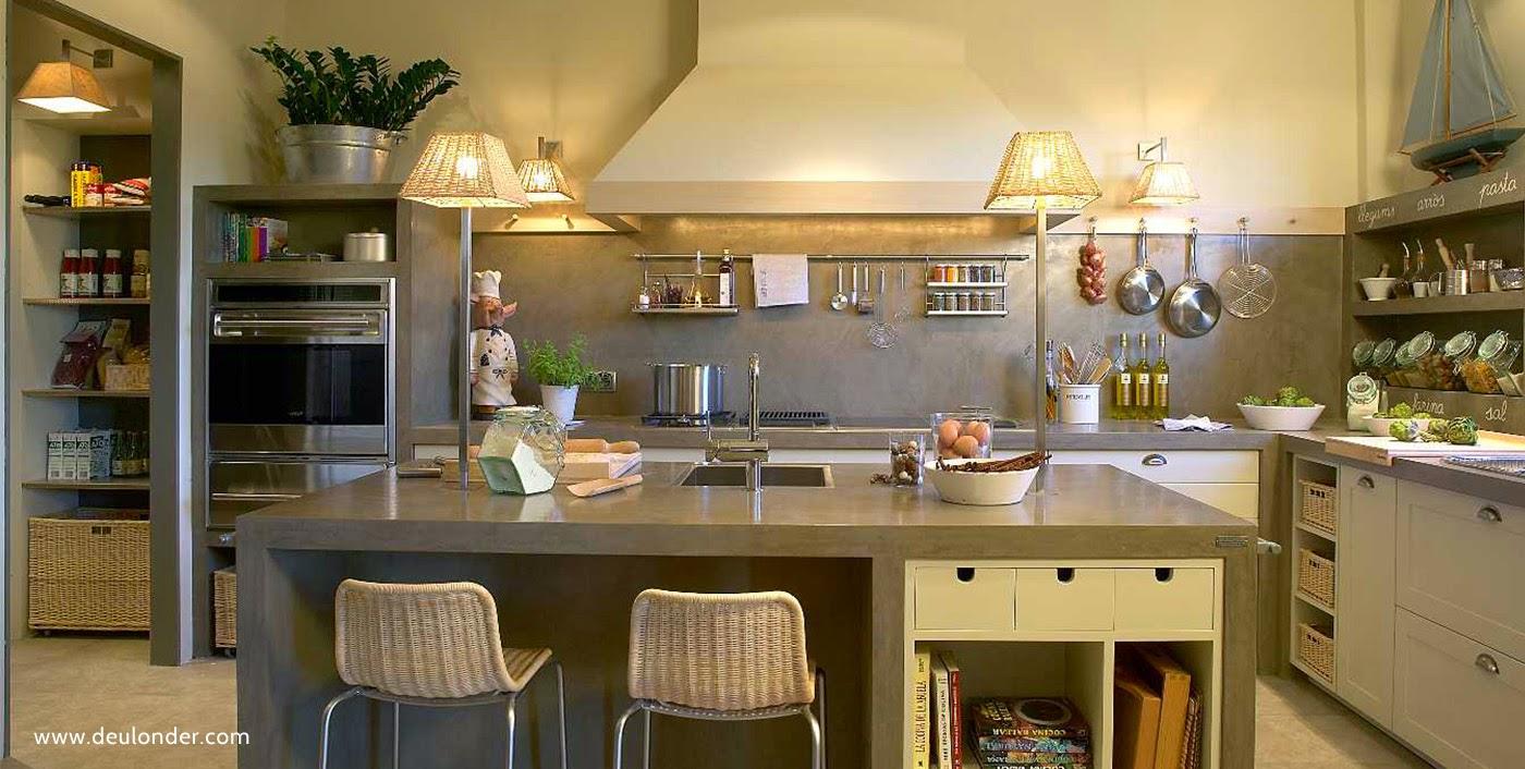 Mgc dise o de interiores cocinas deulonder - Diseno interiores cocinas ...