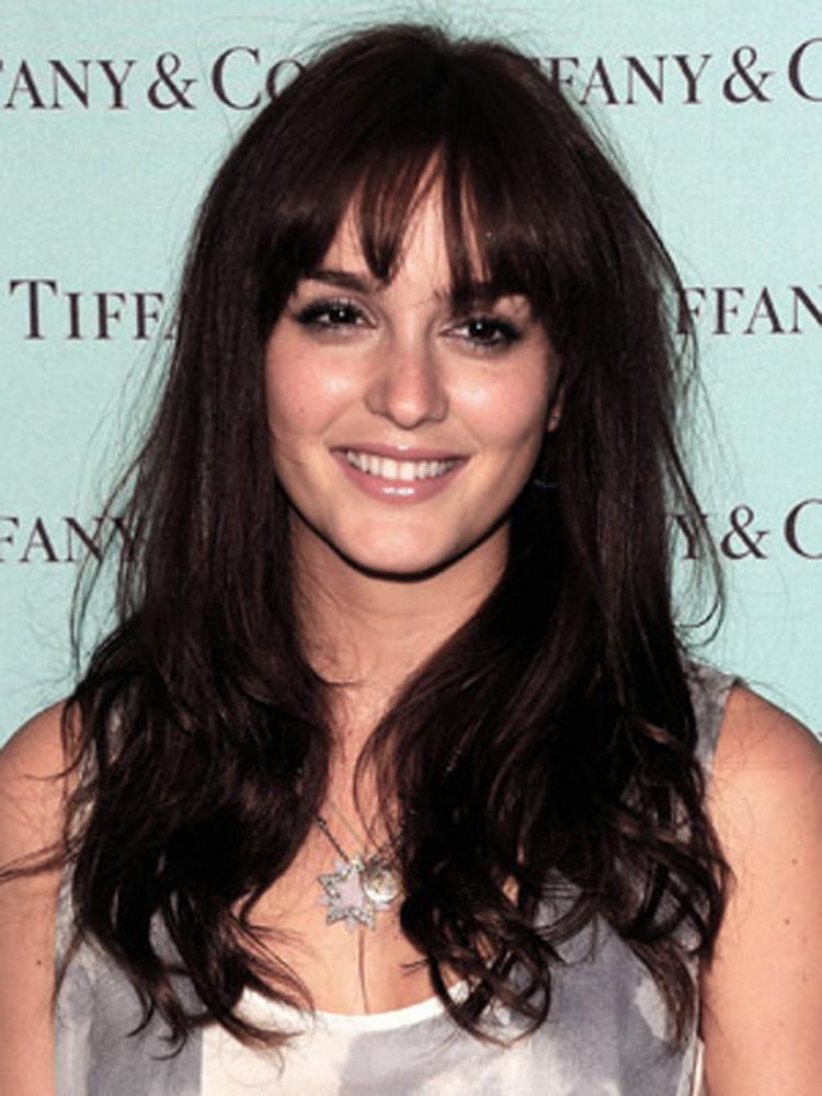 Popular Celebrity Bang Hairstyles 8