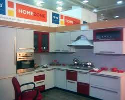 modular kitchen in big malls