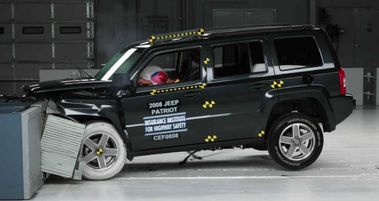 The jeep patriot 2006 2014
