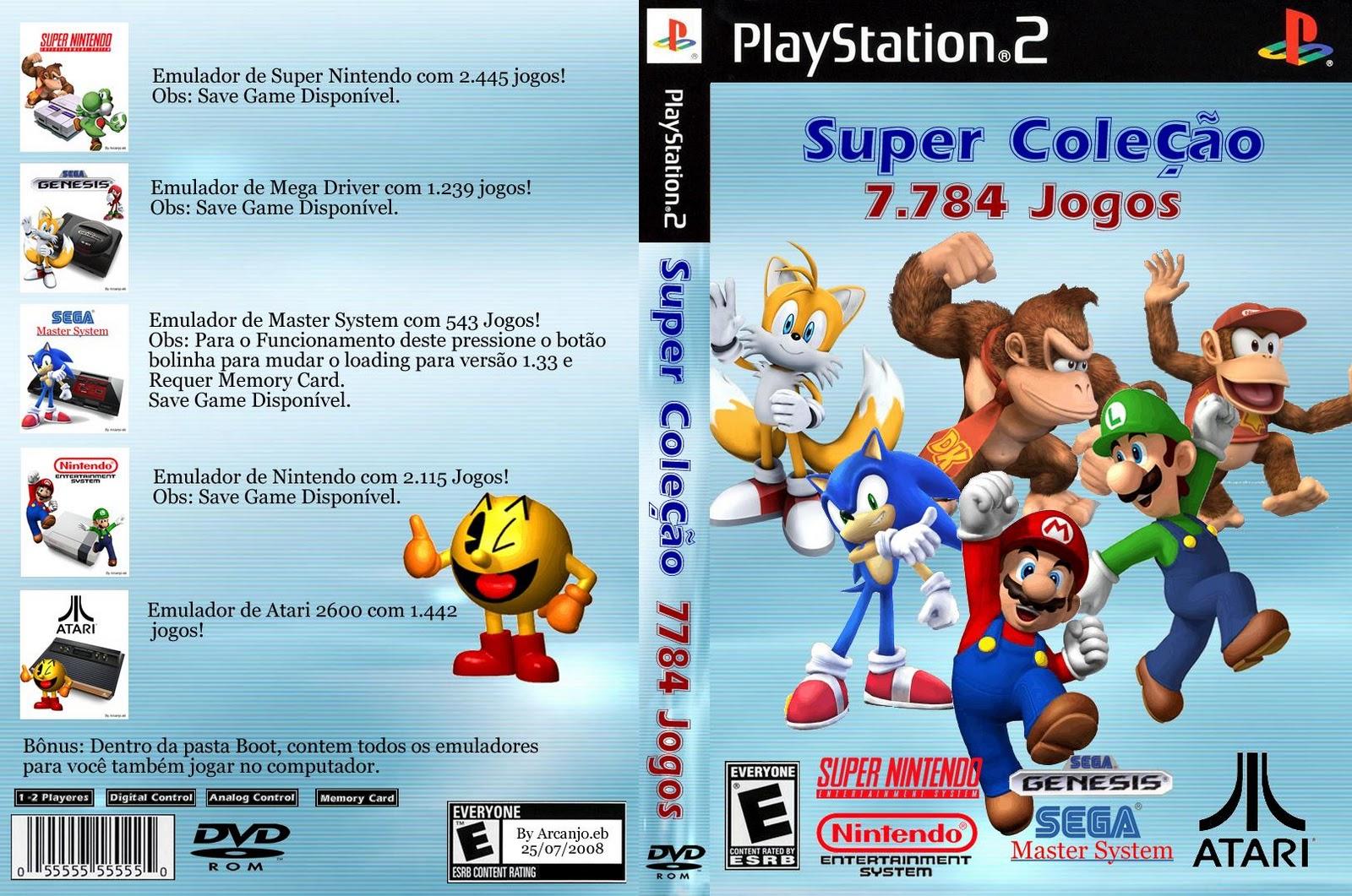 Super Cole    O 7 784 Jogos   PS2