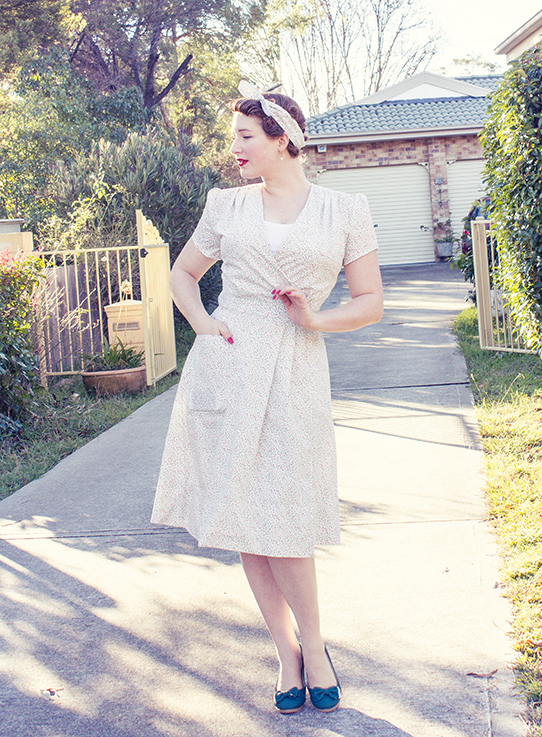 Vintage - around the house - mama style | Lavender & Twill