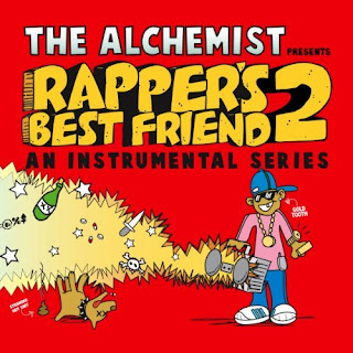 "THE ALCHEMIST ""Rapper's Best Friend 2"""