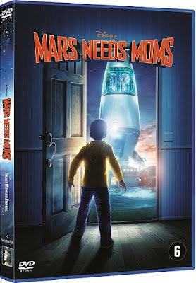Mars Needs Moms 3D (2011) BRRip 720p Half SBS Mediafire