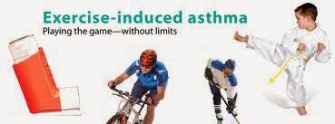 Exercise Induced Asthma Symptoms, Causes, Diagnosis, Treatment and Prevent