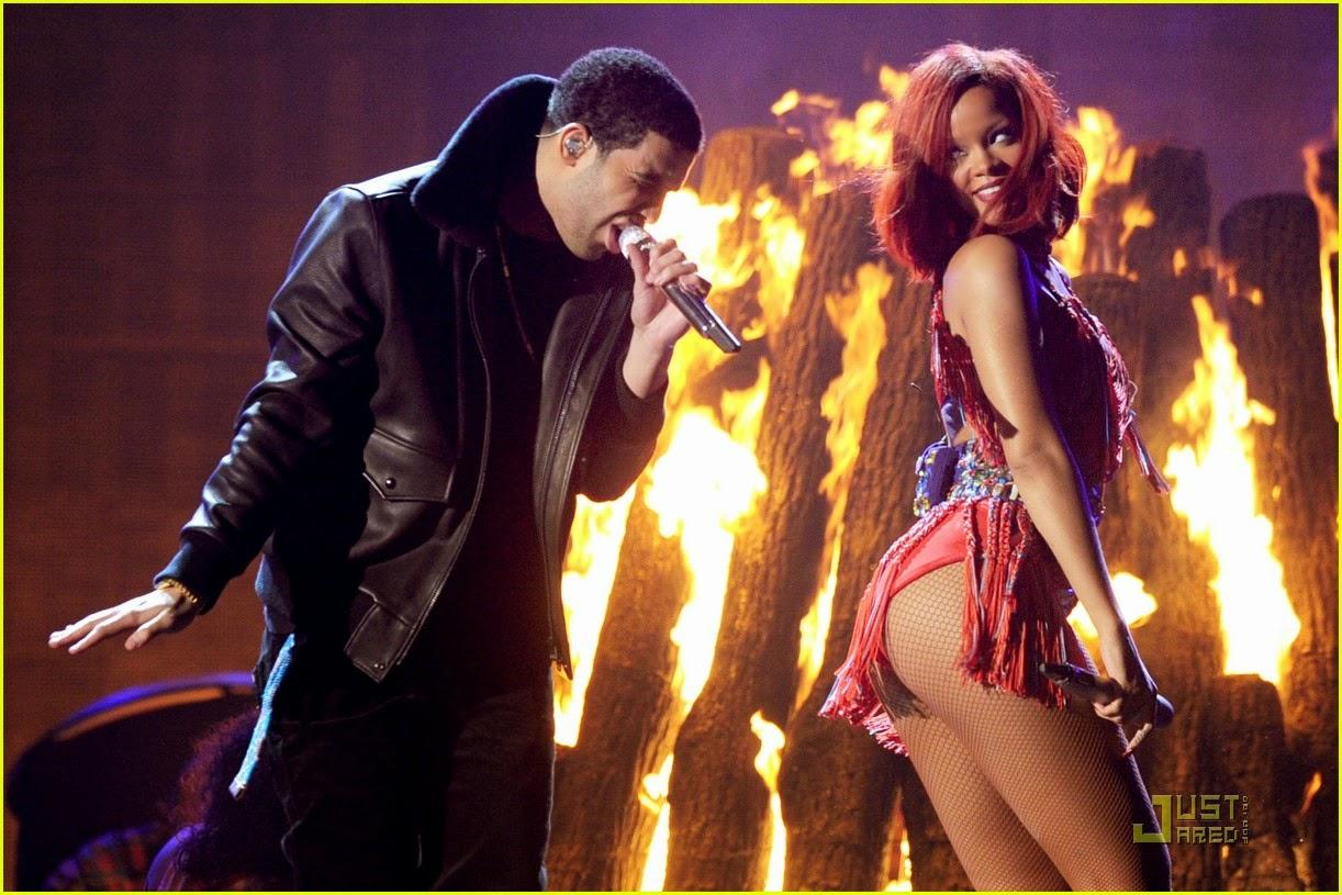 Hubungan Seks Artis Rihanna dan Drake