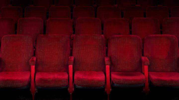 poltroncine vecchi cinema