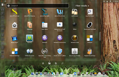 MyUnity Ubuntu 11.10