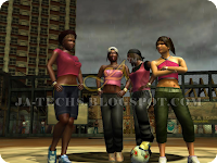 Urban Freestyle Soccer PC Game Snapshot 3