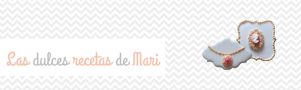 Las dulces recetas de Mari