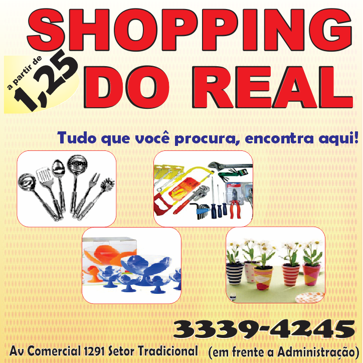 Shopping do Real