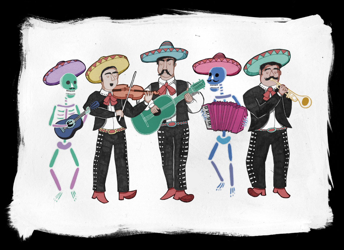 for a Mariachi Doritos UK