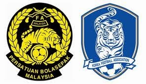 Malaysia vs Korea Sukan Asia incheon 2014