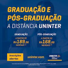 Faculdade UNINTER (Polo Delmiro Gouveia/AL) 3641-1008